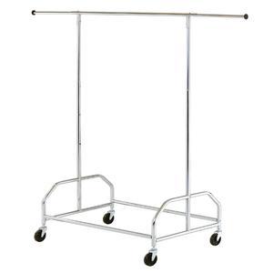 Stender porta abiti in organizzazione guardaroba stilcasa net - Porta abiti con ruote ...