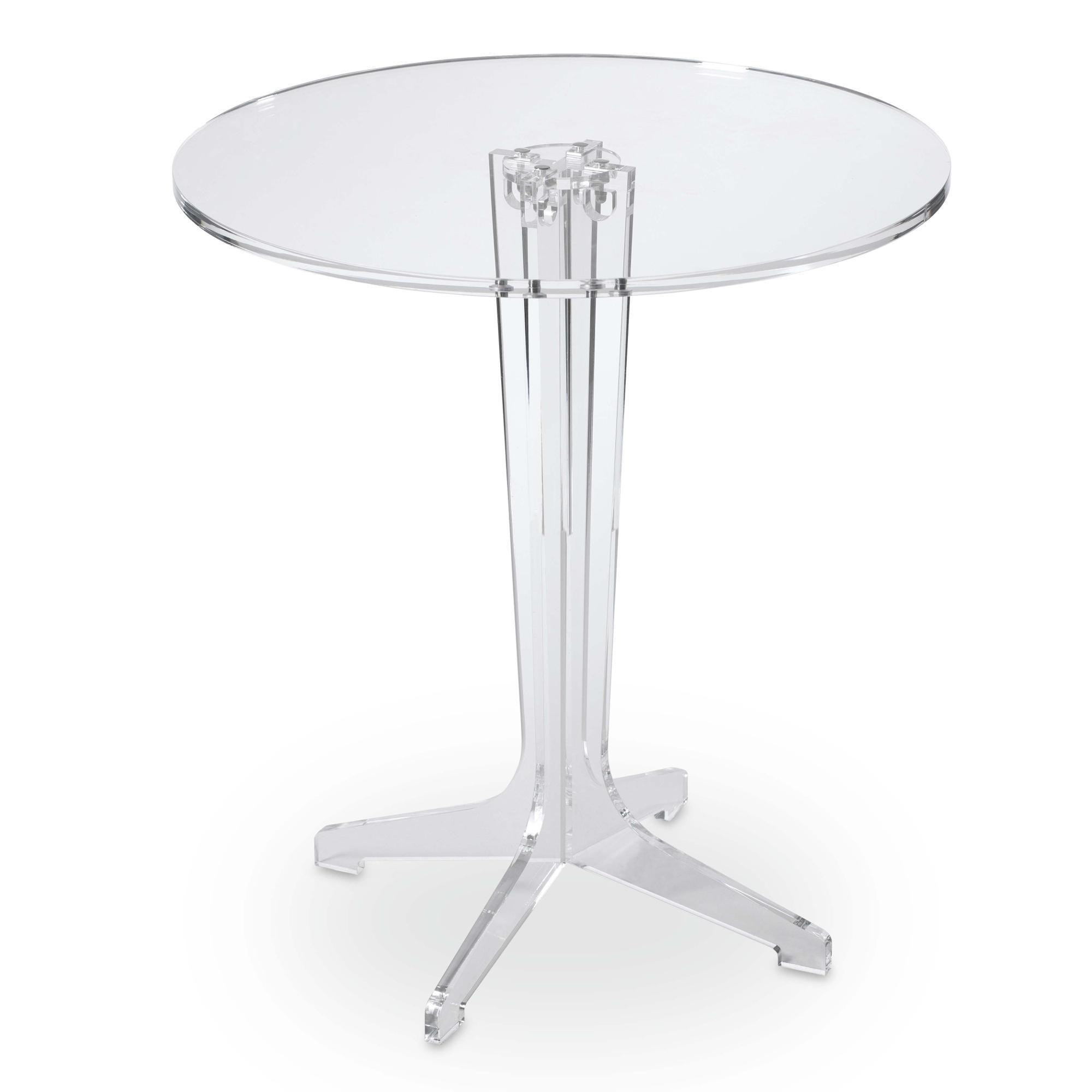 tavolini plexiglass : Tavolini Da Salotto Rotondi Alto E Basso Con Struttura Shabby Grey ...