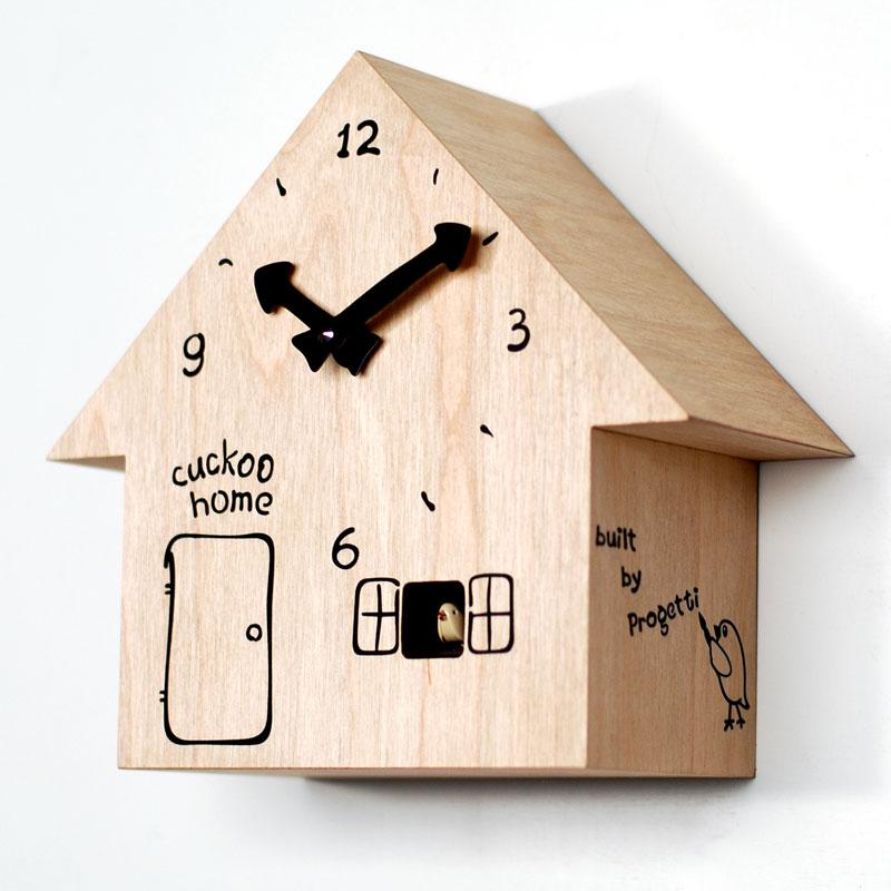 Orologio cuc cuckoo home progetti stilcasa net orologi cucu - Orologi a cucu design ...