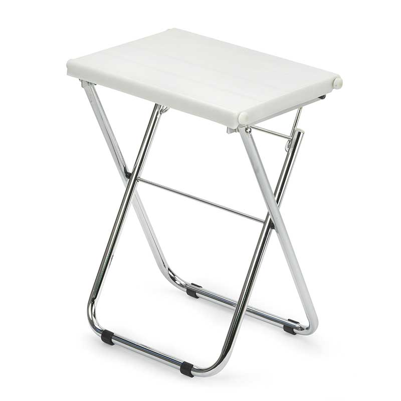 Sgabello da bagno con sedile in plastica pieghevole for Offerte tavoli richiudibili