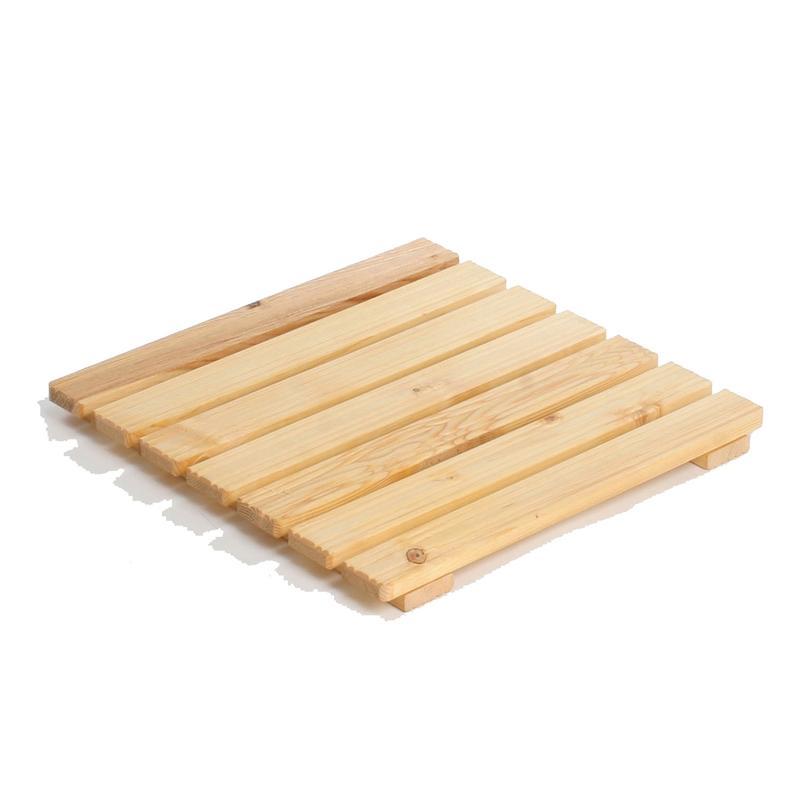 pedana doccia legno riciclo : Pedana Doccia 60x60 cm Listellare Ponza in Legno di Pino trattamento ...